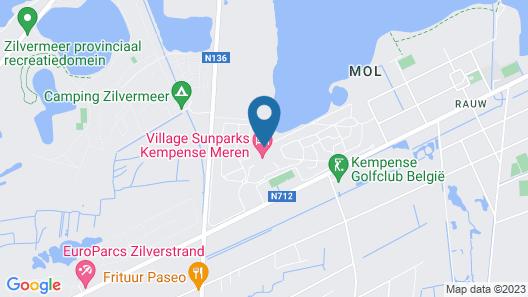 Sunparks Kempense Meren Map