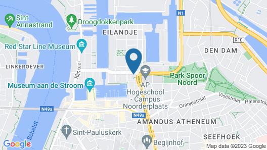 SkyNooz Map