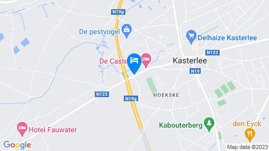 De Casteleer Map