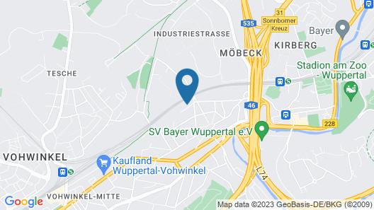 Scarpati Hotel Map