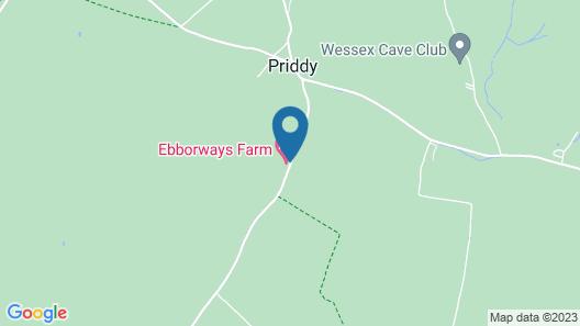 Ebborways Farm Map