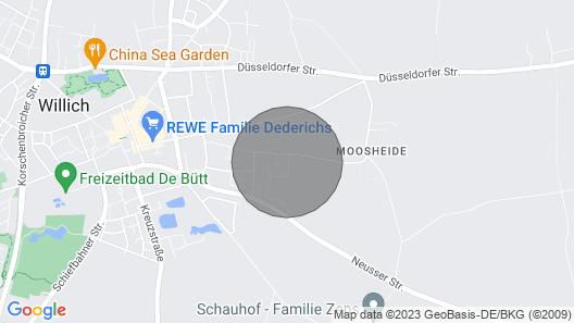 Hochwertig Ausgestattete 3-zimmer Wohnung Appartement 1.og Map