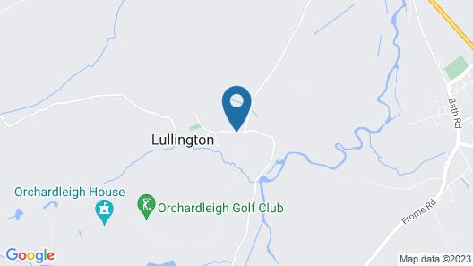 Lullington House Map