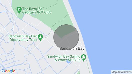 Waterwynch, Sandwich Map