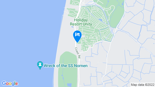 Sandy Glade Holiday Park Map
