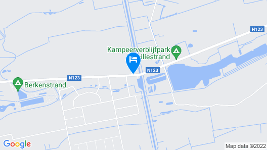 Postel Ter Heyde Map