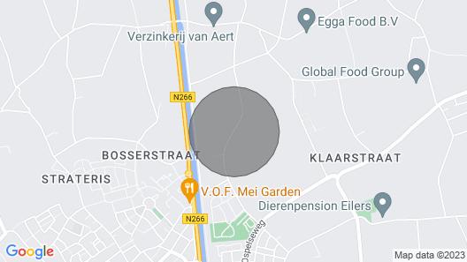 Appartement Winnerstraat in a quiet location Map