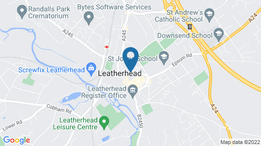 Jade Apartments Map