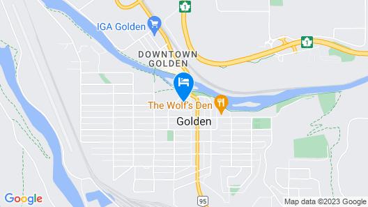 Rondo Motel Map