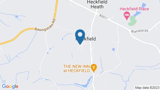 Highfield Park Map