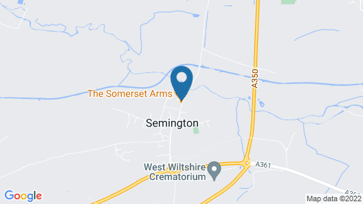 The Somerset Arms Map