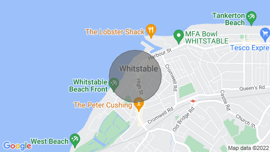 Vacation home Terry in Whitstable - 5 persons, 3 bedrooms Map