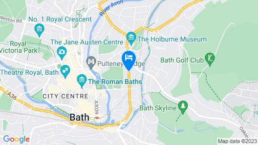 The Bird, Bath Map