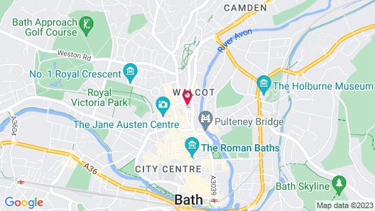Bath YMCA Map