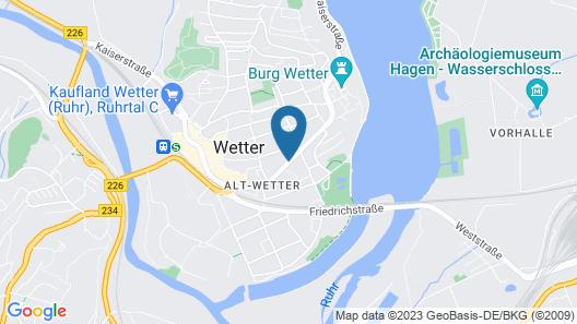 Villa Vera Map