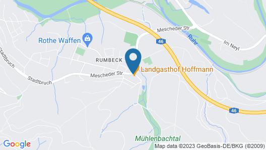 Landgasthof Hoffmann Map
