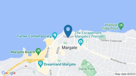 Fort Mansion Large Studio Map