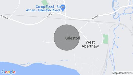 The Bakery Room, Gileston Manor Coastal Retreat Map