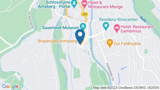 Gasthof 1820 Map