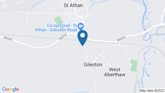 The Apple Store at Gileston Manor Map