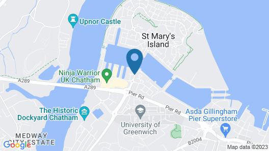 Ship & Trades Map