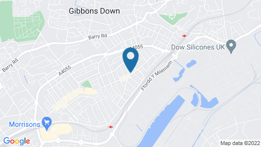 Tadross Hotel Map