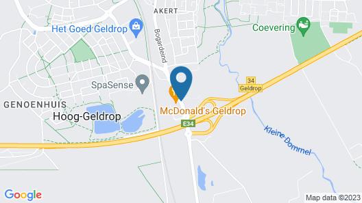 NH Geldrop Map