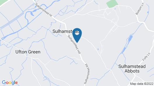 Field Farm Cottage Map