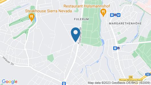 Hotel Schmidt Map