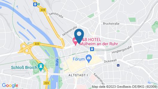 Minsu Hotel Map