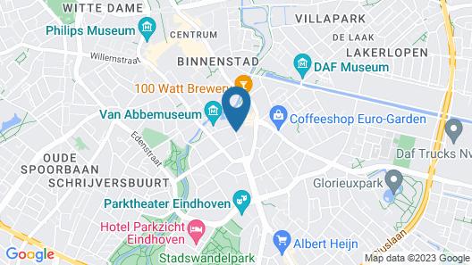 Sandton Eindhoven Centre Map
