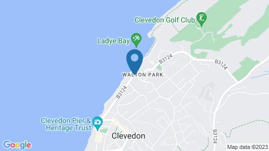 Best Western Walton Park Hotel Map
