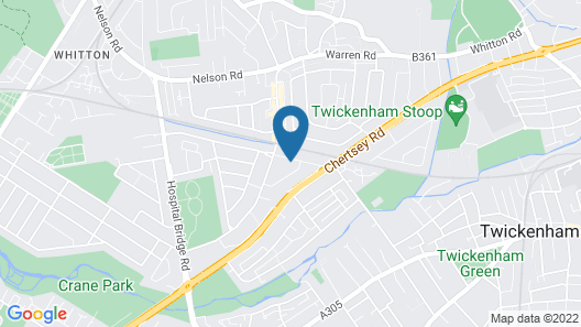 NEW PROPERTY CLOSE TO WHITTON STATION Map