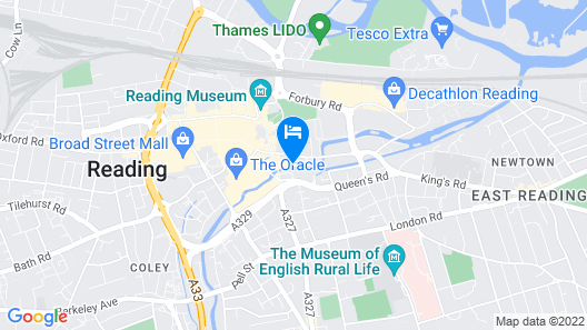 Mayflower Court by Shepherd Serviced Apartments  Map