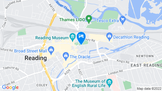 The Roseate Reading Map