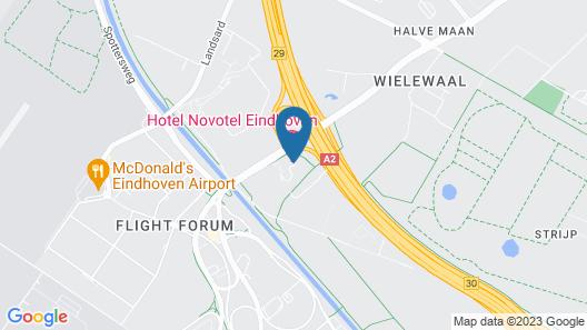 Novotel Eindhoven Map