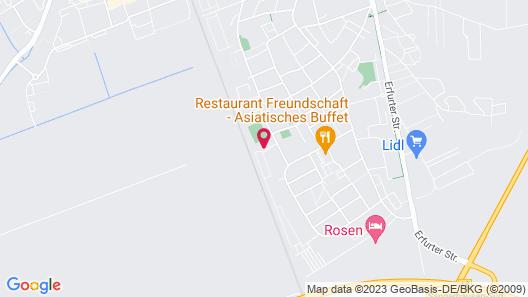Restaurant & Pension Rüssel - Pub Map