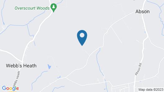 Blue Lodge Farm Map