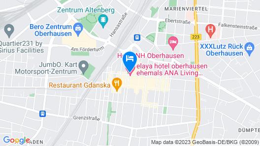 Arthotel ANA Soul Map