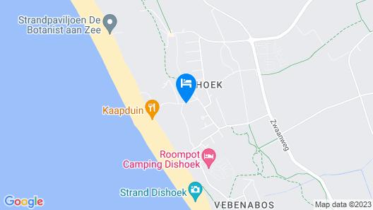 Duinhof Dishoek Map