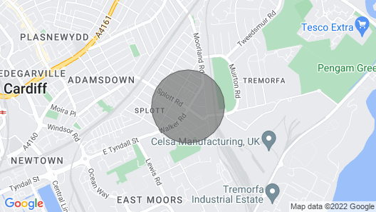 WE ARE Open FOR Contractors, NHS and Key Workers Map
