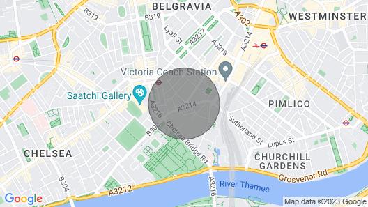 Sonder - Sloane Square Map