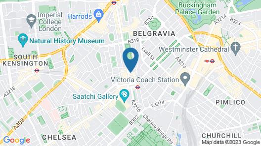 Cheval Phoenix House Map
