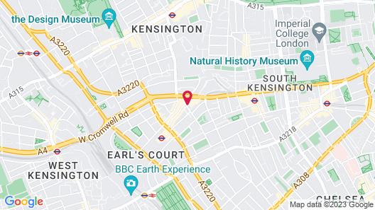 The Knaresborough by Aura Collection Map