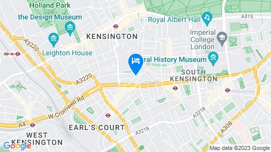 The Park City Grand Plaza Kensington Map