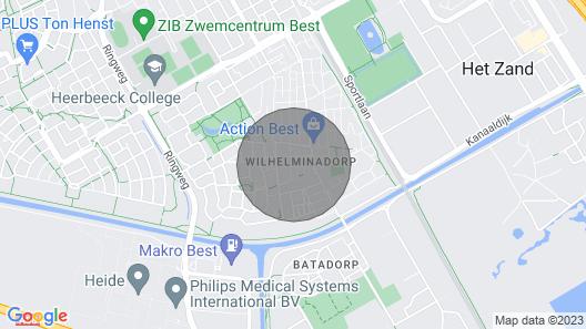 Gerbin KM-Leuben Tarsan am Lufen Map