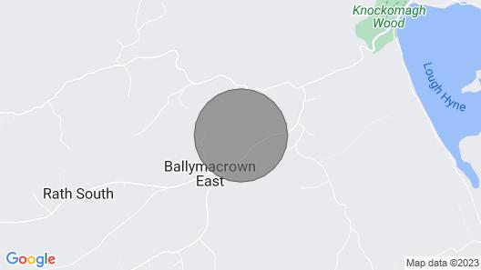 Ardagh North, Baltimore, County Cork Map