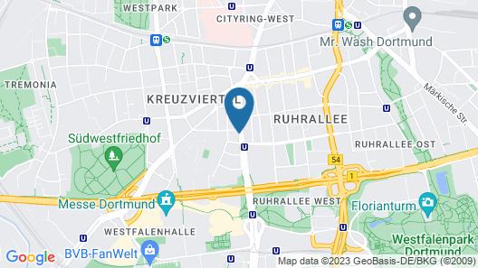 Ringhotel Drees Map
