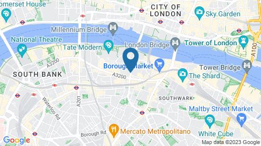 Novotel London Bridge Map