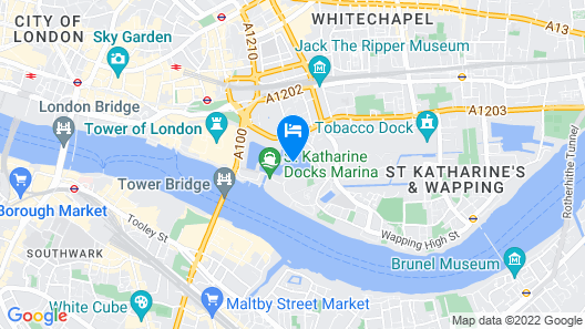 Houseboat Lynx Map